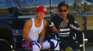 Drew Chadwick of Emblem 3 sits down to talk to Transworld Motocross.