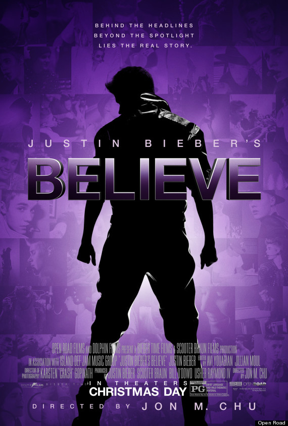 BELIEVE Movie Premiere